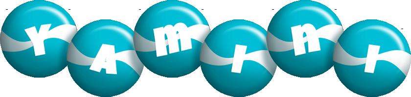 Yamini messi logo