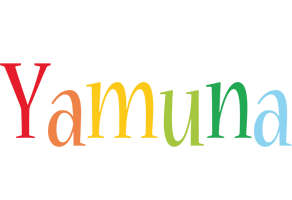 Yamuna birthday logo