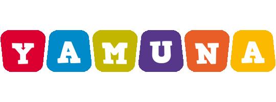 Yamuna kiddo logo