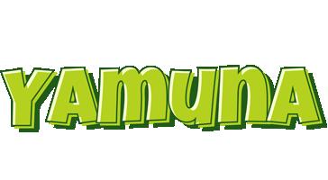Yamuna summer logo