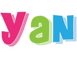Yan friday logo