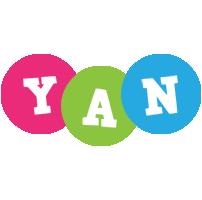 Yan friends logo