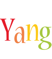 Yang birthday logo