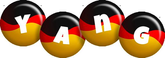 Yang german logo