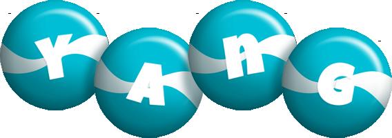 Yang messi logo