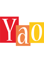 Yao colors logo
