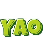 Yao summer logo