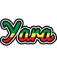 Yara african logo