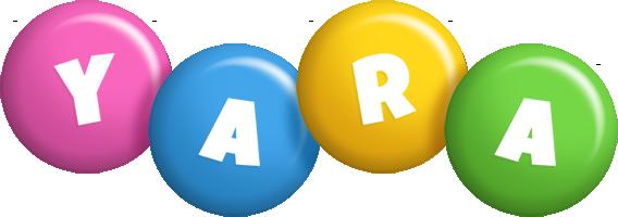 Yara candy logo