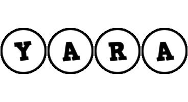 Yara handy logo