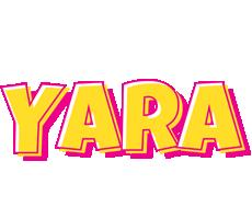 Yara kaboom logo