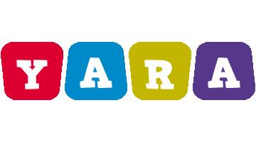 Yara kiddo logo
