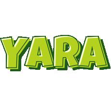 Yara summer logo