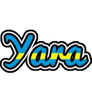Yara sweden logo