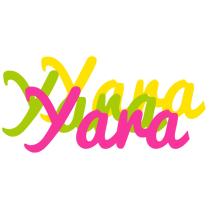Yara sweets logo