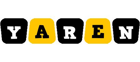 Yaren boots logo