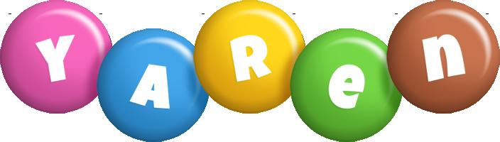 Yaren candy logo