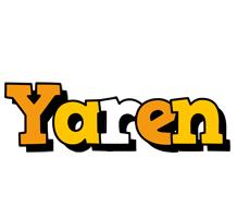 Yaren cartoon logo