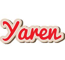 Yaren chocolate logo
