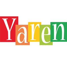 Yaren colors logo