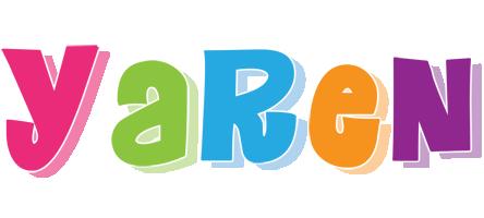 Yaren friday logo