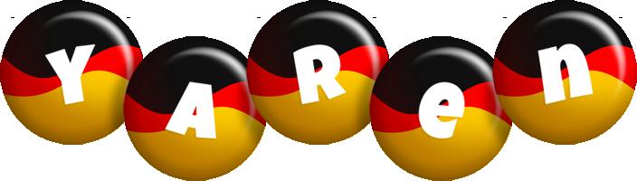 Yaren german logo