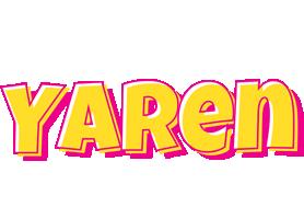 Yaren kaboom logo