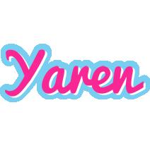 Yaren popstar logo