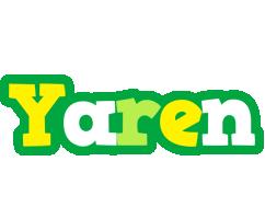 Yaren soccer logo