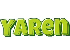 Yaren summer logo