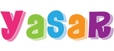 Yasar friday logo