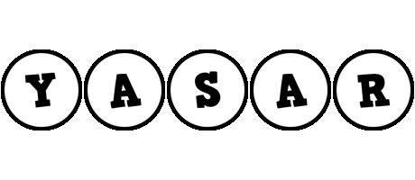 Yasar handy logo