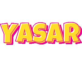 Yasar kaboom logo
