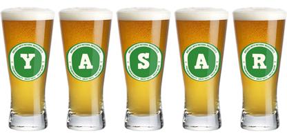 Yasar lager logo