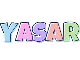 Yasar pastel logo