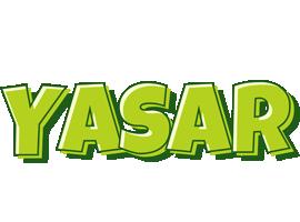 Yasar summer logo