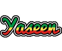 Yaseen african logo