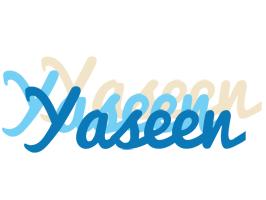 Yaseen breeze logo