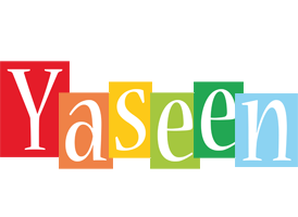 Yaseen colors logo