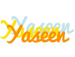 Yaseen energy logo