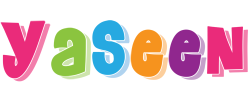 Yaseen friday logo
