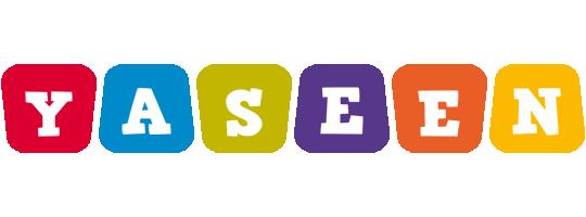 Yaseen kiddo logo