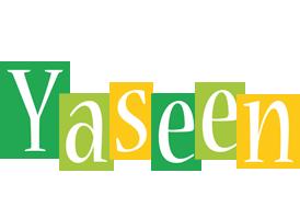 Yaseen lemonade logo