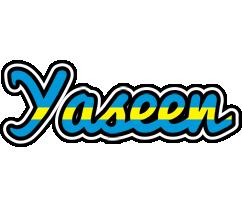 Yaseen sweden logo