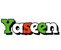 Yaseen venezia logo