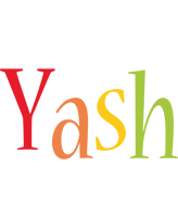 Yash birthday logo