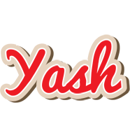 Yash chocolate logo