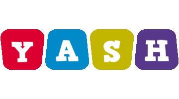 Yash daycare logo
