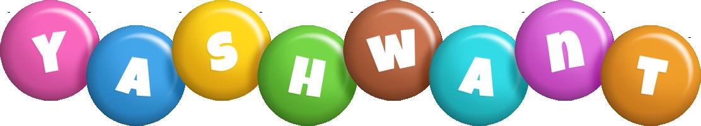 Yashwant candy logo