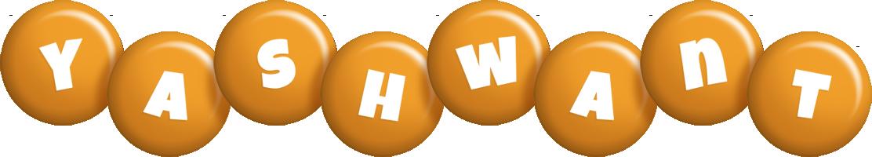 Yashwant candy-orange logo